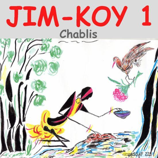 Album n 1 de Jim-Koy Chablis