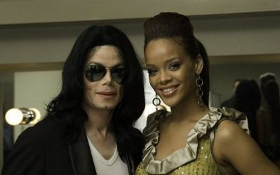 Rihanna et Michael Jackson