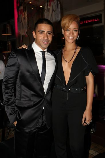 Rihanna et Jay sean