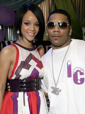 Rihanna et Nelly