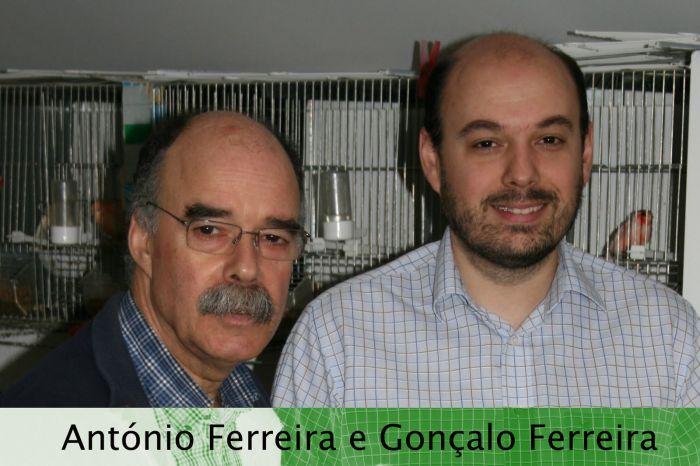 António Ferreira e Gonçalo Ferreira