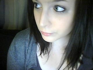 Still with long hair :')