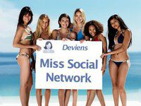 Concours Miss Social Network(Miss Facebook)