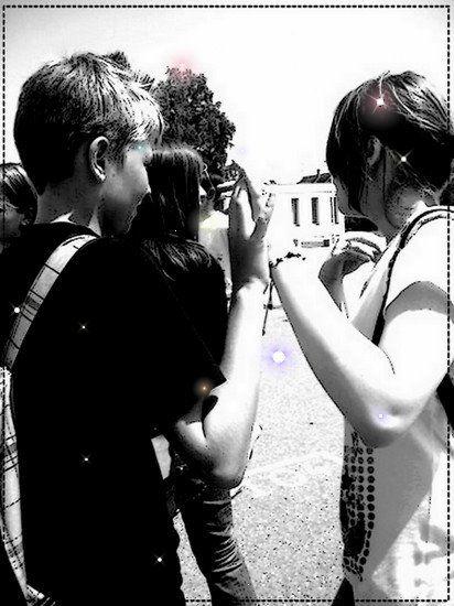 Alex & Solène ! ♥