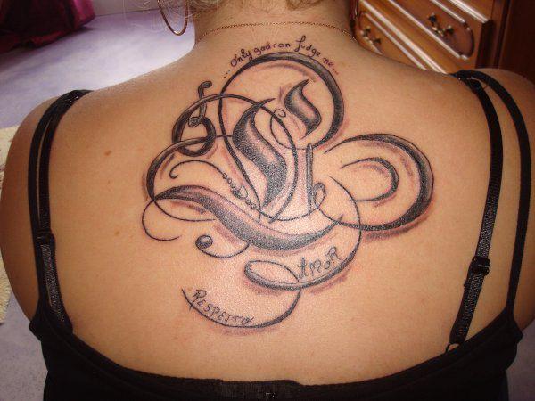 mon tatouage ( creer par moi)