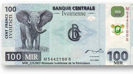 ivoirian money