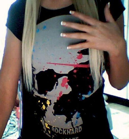T-shirt : Tokio Hotel.