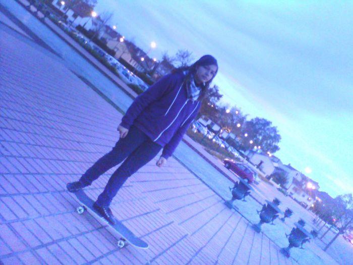 Moi et Mon Skatee