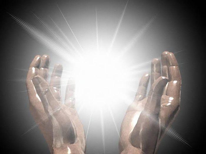 jesus et la lumiere et la vie