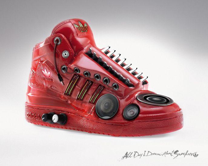 adidas music