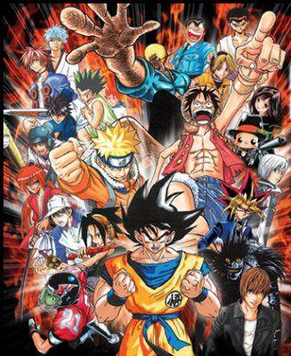 Jump Ultimate Star! Mélange de plein de manga en un seul jeu - 1Piecen1 - Skyrock.com