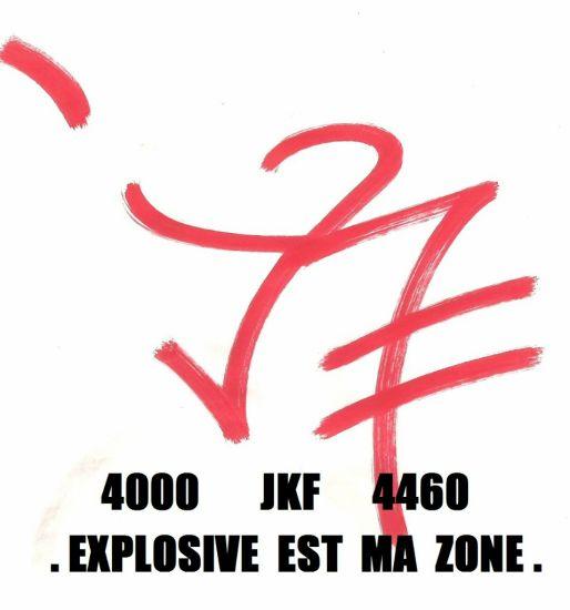 EXPLOSIVE EST MA ZONE
