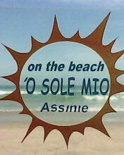 o sol mio