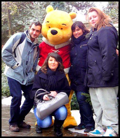 Mon Amour, Wiinii'e, Moi, Bestha && Marmotte