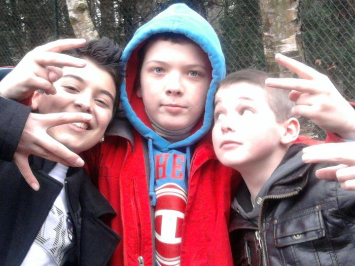 Raymond (sisto)Anthony (Double)Nathan (Meilleur)