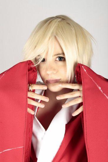 Cosplay Alois Trancy - Version Kimono (Photo KawaiiAttitude)