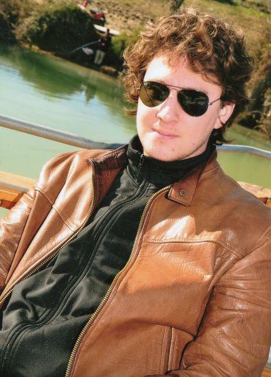 Moi en Turkey  Antalya 01.01.2011 sur le bateaux