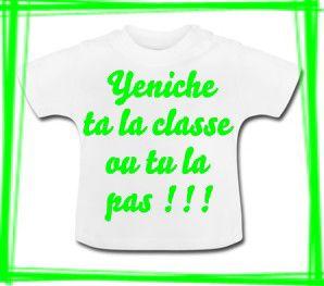 Yeniche ta la classe ou tu la pas !!!