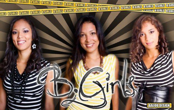 Leii B-GiiRLS 3 jeunes filles en ki g mmi tOu mOn espOiir!!