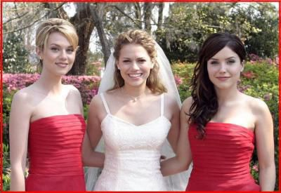 Peyton, Haley et Brooke