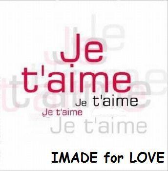 IMADE for LOVE