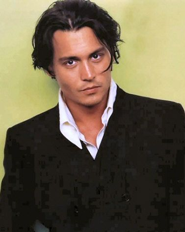 jhonny depp my top two