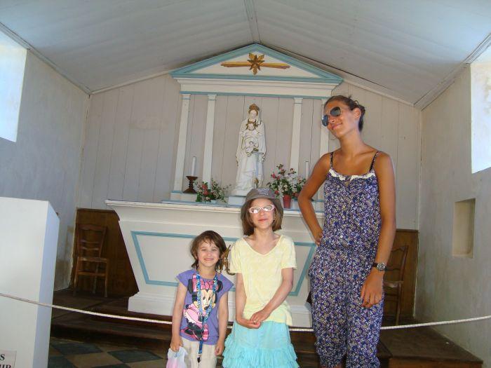 Chapelle Ile d'Yeu