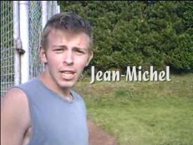 Jean-michel, un déjanté