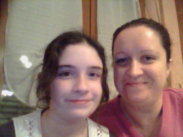 moi et ma mère !!!