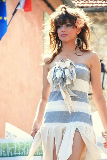 Moi, défilé de mode à la Gaude
