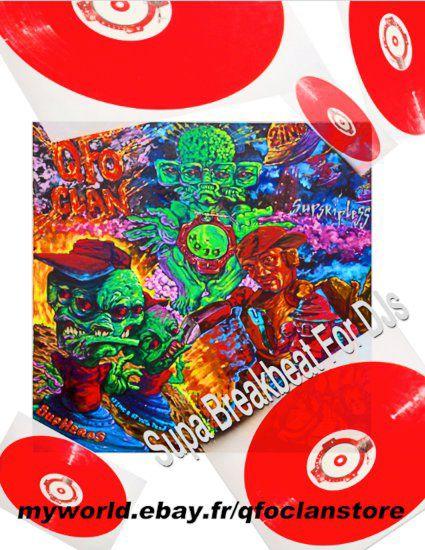 Qfo Breakbeat Vinyl