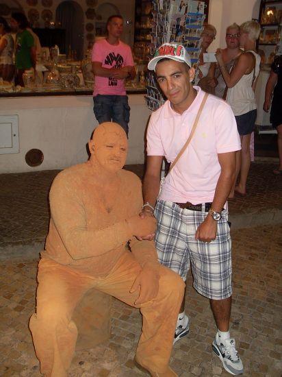 moi et un Shlag :p Verao 2010