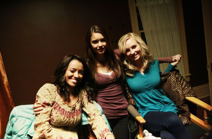 Moi, Bonnie et Elena, ma meilleur amie Sorcière et Vampire