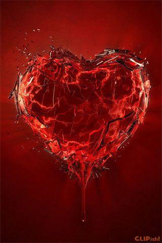 """My heart is dead....""""snif"""""""