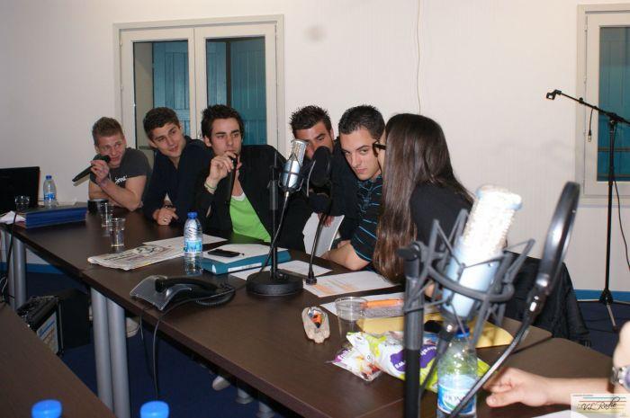 La Chronik live radio