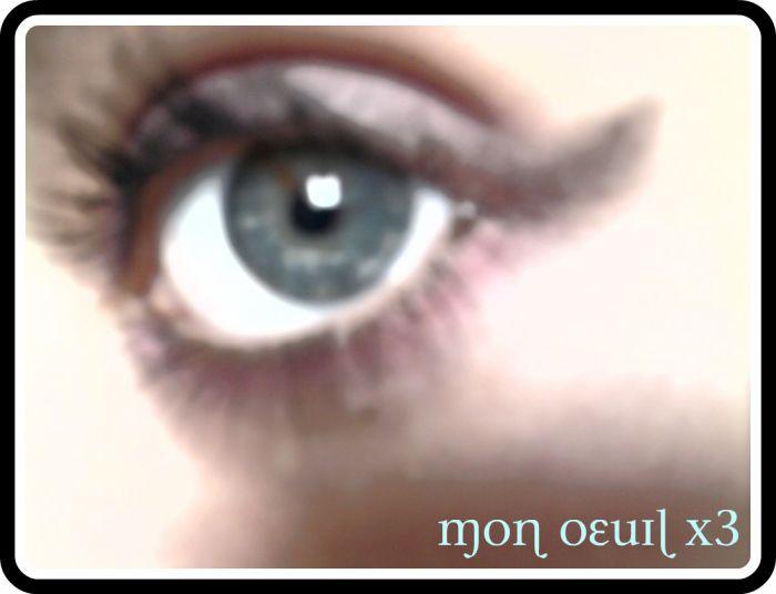 MOn Oeuil ;$