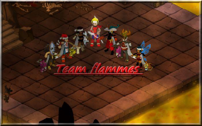 Team flammes (serveur domen)