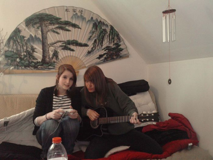 Moi    &    Mélanie<3