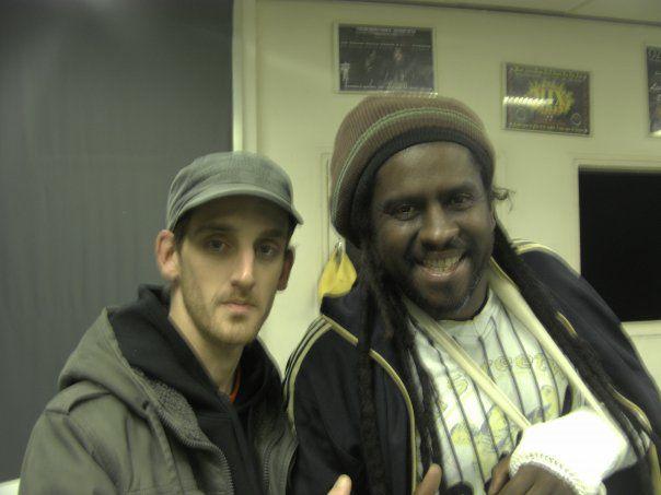 Tonton David & me