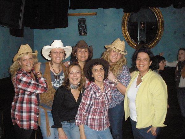 The Country Corner - Savoy Bar Madrid!