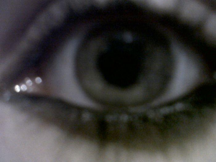 Mon oeil......
