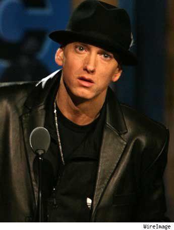 Eminem ou Slim Shady <3 Un dieu <3
