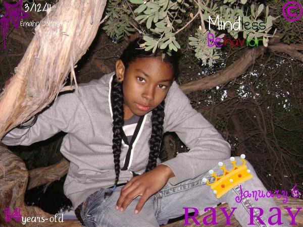 Rr Ray (Mindless Behavior)