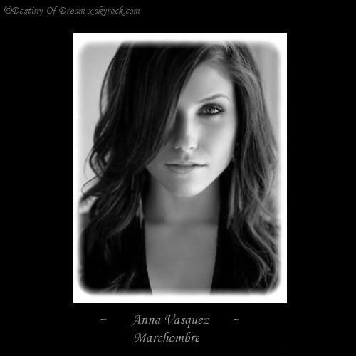 ~    Anna Vasquez    ~