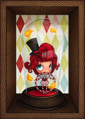 Momo the clown