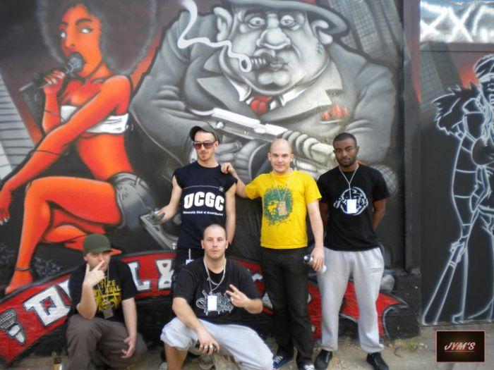 Fakri TheBeefOx Et Les Graffeur