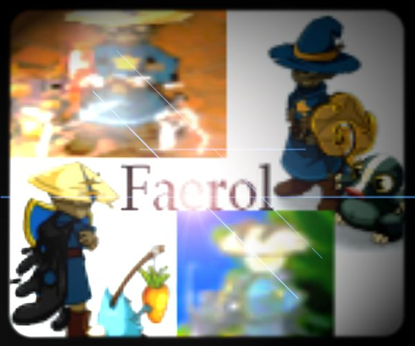 Faerol / Xélor 200 / Grade 10 / Brumaire
