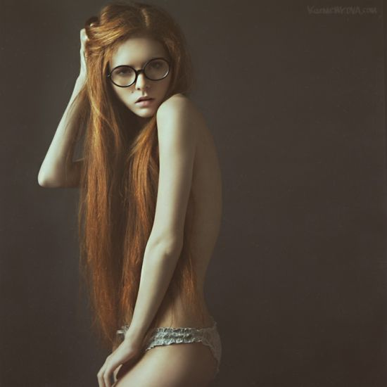 Ginger hair *0*
