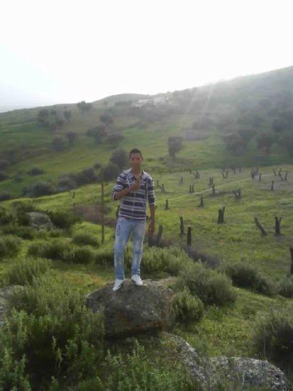 moi avec la nature