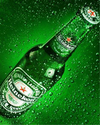 Heineken : )
